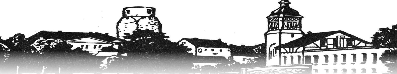 Historische Stadtansicht